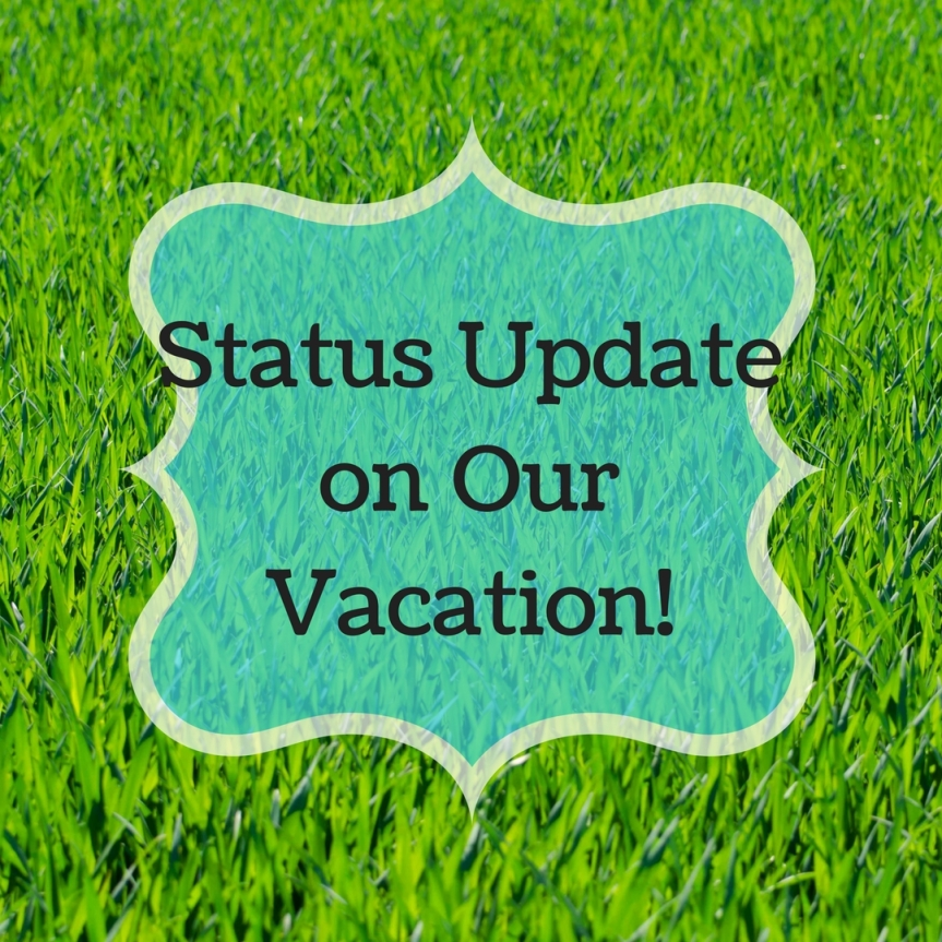 Status Update…3 Months to Go