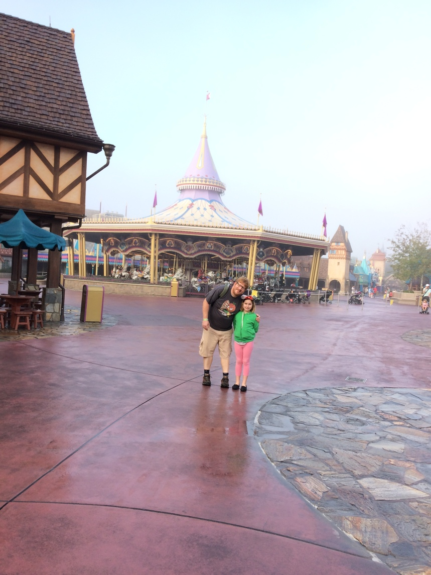 Empty Fantasyland!