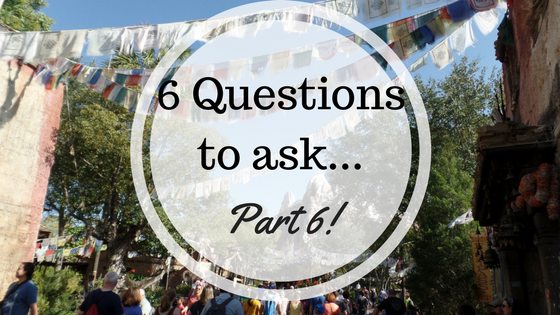 6 Questions to Ask When Budgeting Your Disney Trip: Part 6!