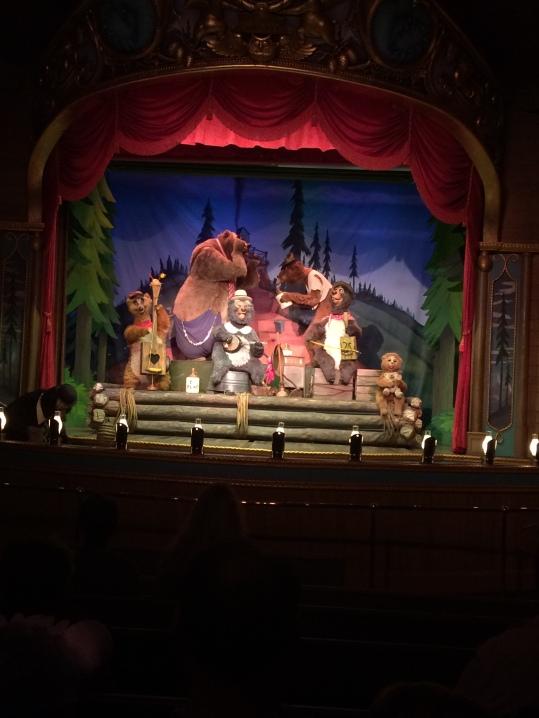 Country Bears at Magic Kingdom