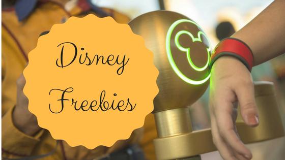 Disney Freebies!