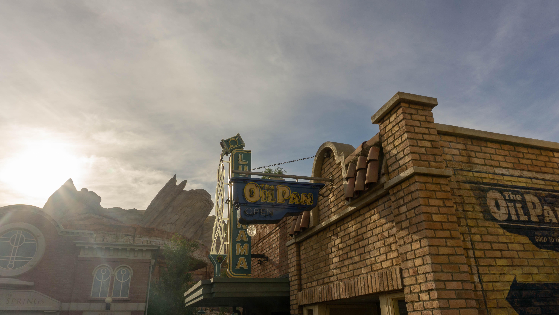 Cars Land in Disney's California Adventure
